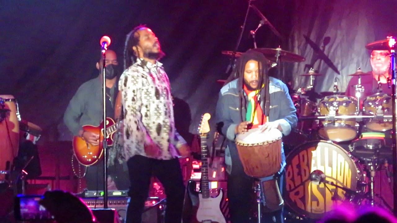 Ziggy & Stephen Marley - Stir It Up @ BeachLife Festival 2021 [9/12/2021]