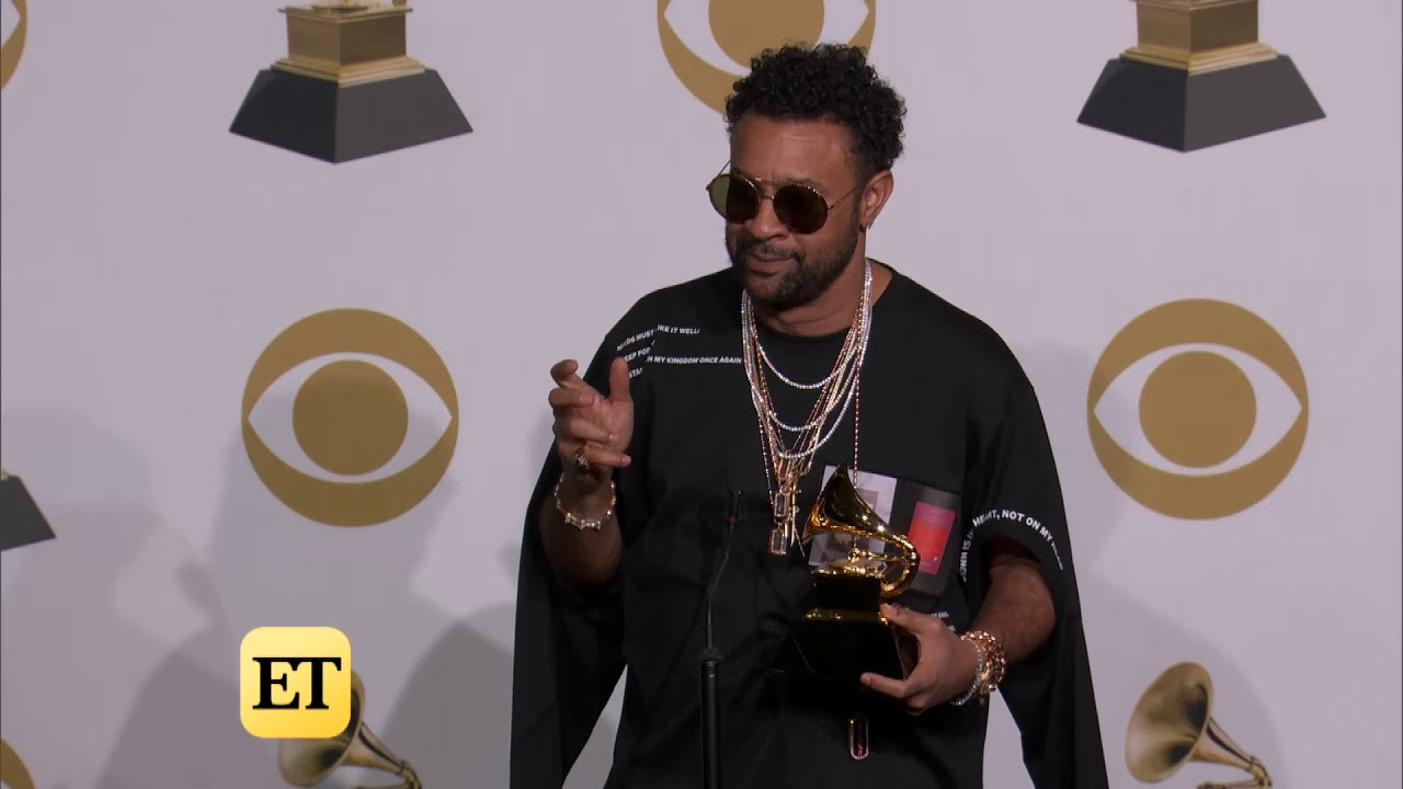 Shaggy Backstage Interview @ Grammy's 2019 [2/10/2019]