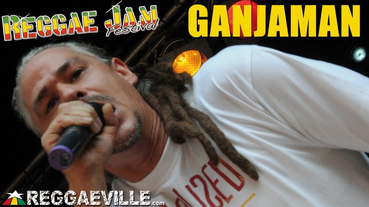 Ganjaman @Reggae Jam [8/3/2013]