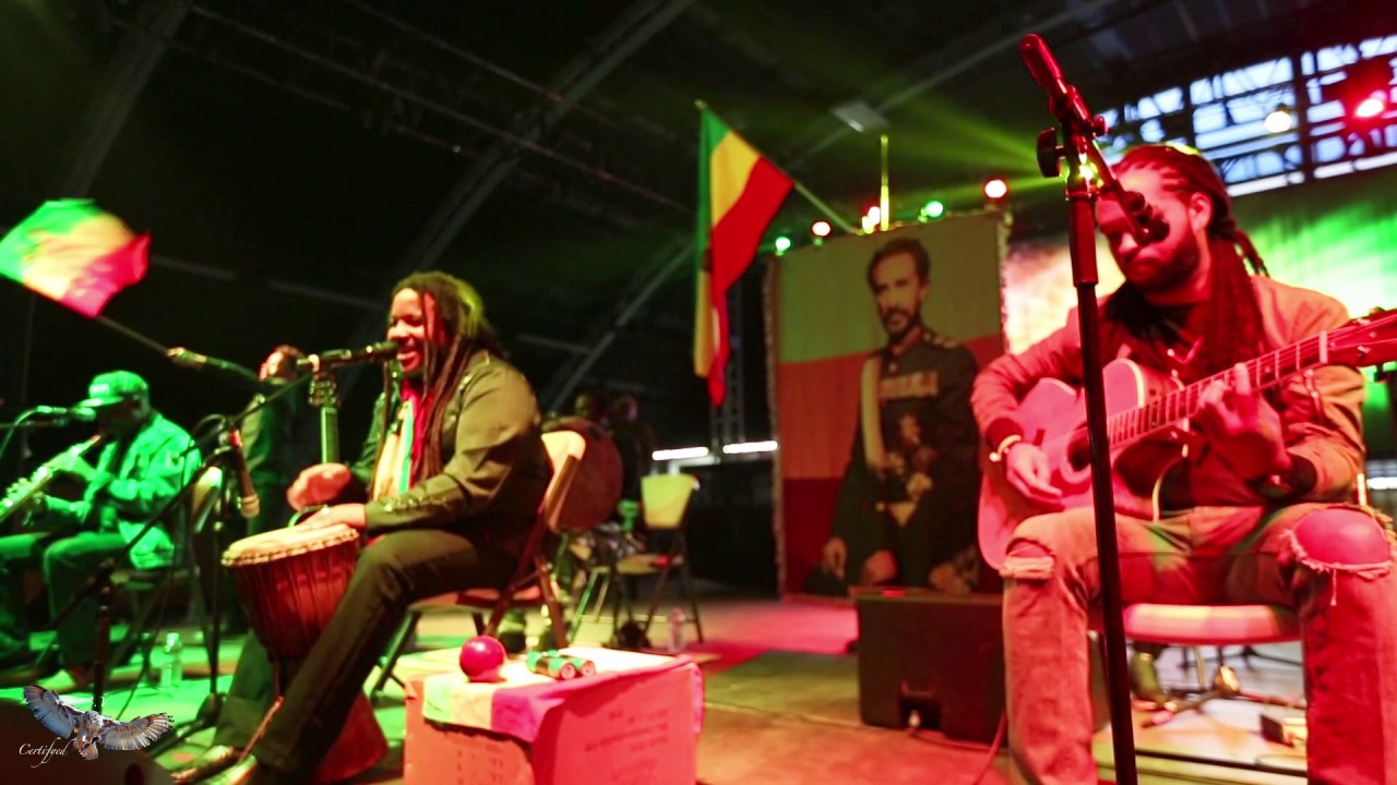 Stephen Marley in Santa Rosa, CA @ Heart Of Nature 2017 [3/26/2017]