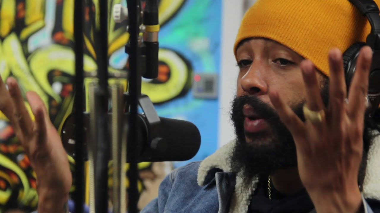 Protoje Interview @ Irish & Chin's Soundchat [4/9/2018]