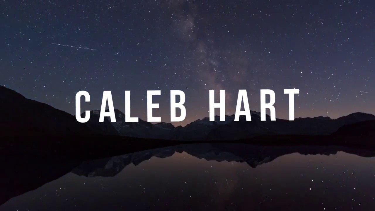 Caleb Hart feat. 7Track - Lost (Lyric Video) [6/30/2018]