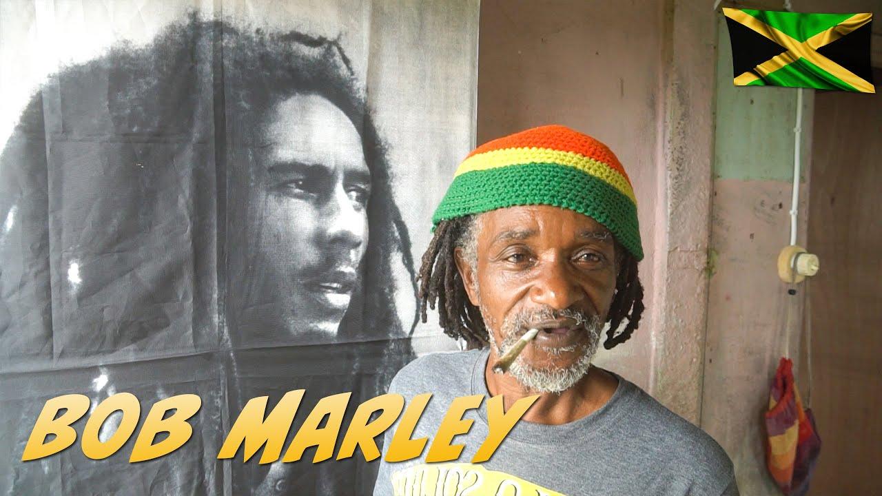 Backpacking Simon - Jamaican Rastafari talking about Bob Marley [9/25/2020]