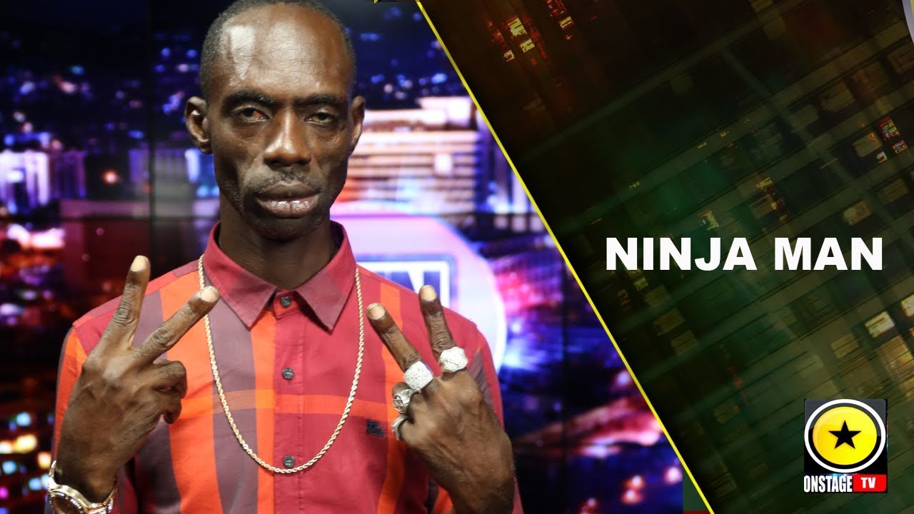 Ninjaman's Striking Remarks On His And Vybz Kartel's Cases @OnStage TV [12/18/2017]