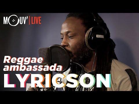 Lyricson - Reggae Ambassada @ Mouv' Studios [12/16/2018]