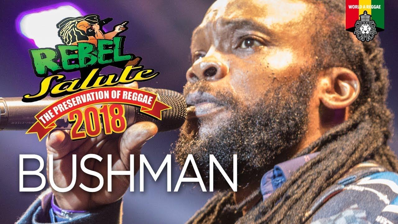 Bushman @ Rebel Salute 2018 [1/12/2018]