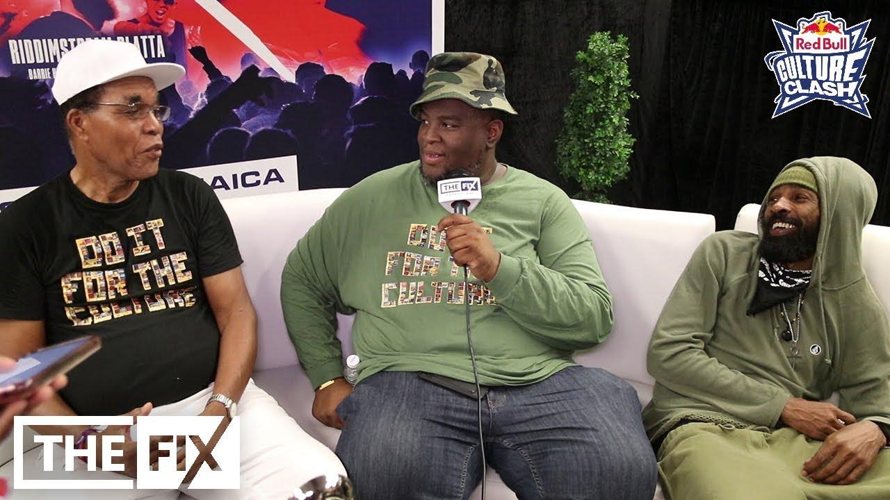 How #DoItForTheCulture (Spragga Benz, Salaam Remi, Jack Scorpio) Won @ Red Bull Culture Clash Jamaica 2019 [11/2/2019]