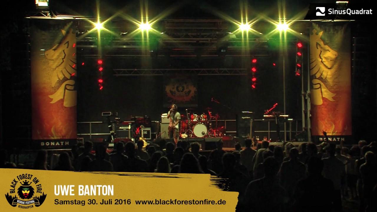 Uwe Banton @ Black Forest On Fire 2016 [7/30/2016]