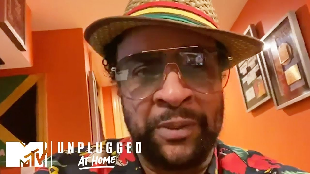 Shaggy @ MTV Unplugged at Home [4/17/2020]