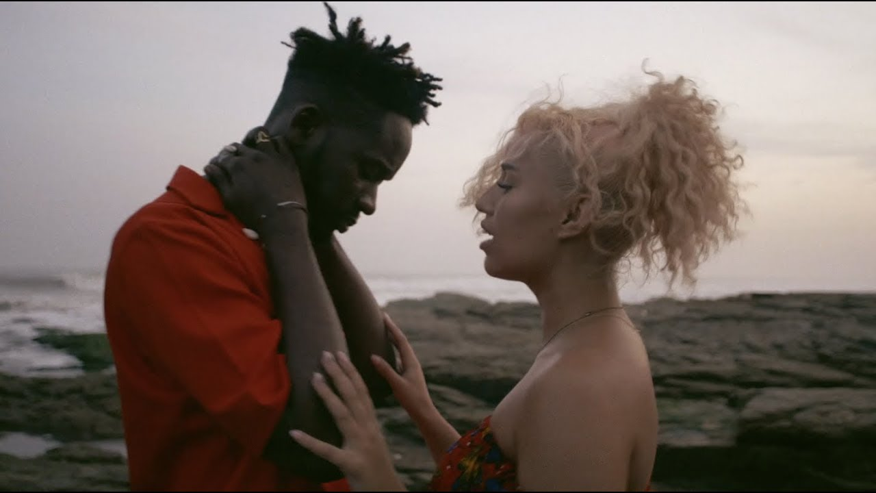 Major Lazer feat. Mr. Eazi & Raye - Tied Up [9/26/2018]