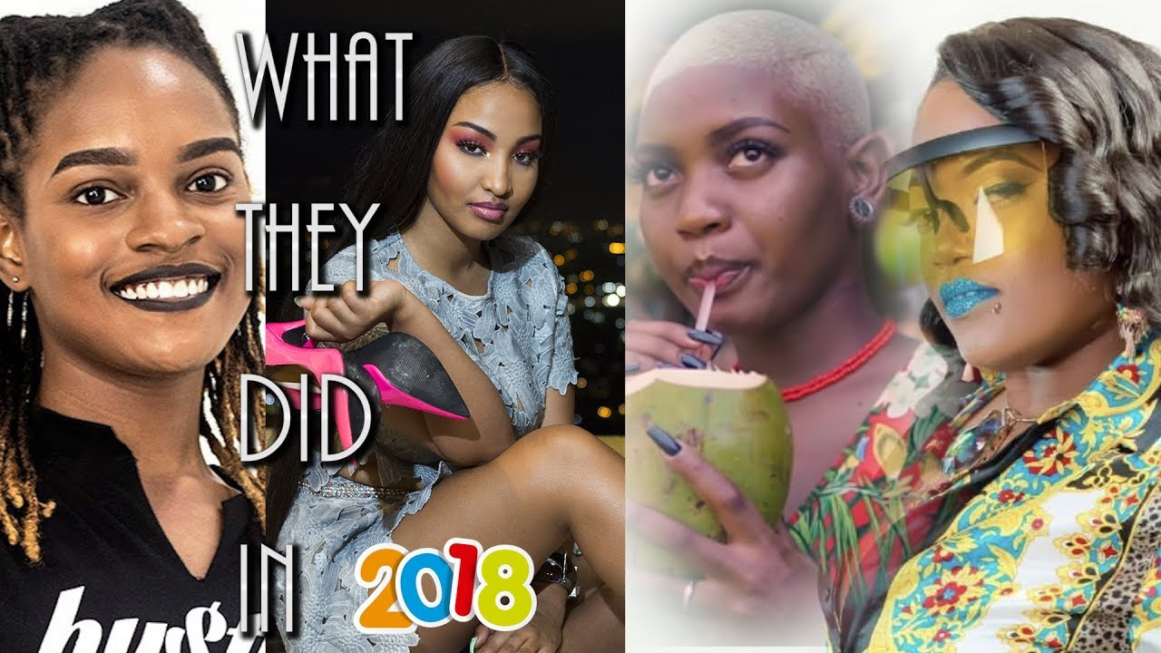 What Shenseea, Jada Kingdom, Koffee & Dovey Magnum Did To Men in 2018 (Dutty Berry Show) [1/15/2019]