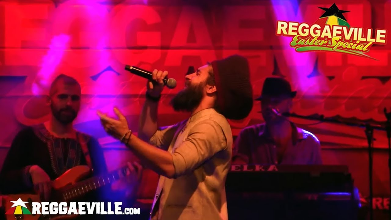 Marcus Gad in Berlin, Germany @ Reggaeville Easter Special 2019 [4/22/2019]