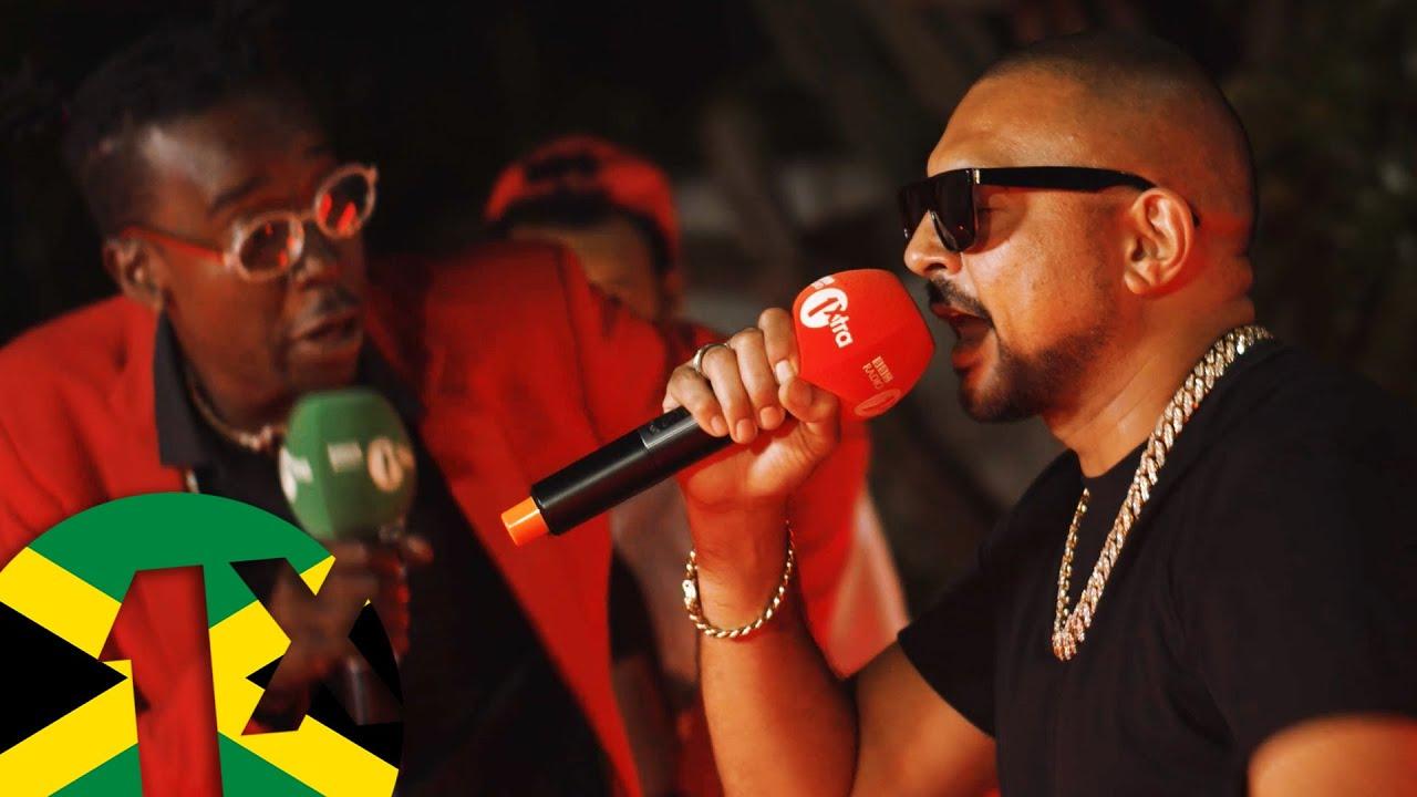Sean Paul feat Chi Ching Ching, Kemar Highcon, Ras Ajai, Fambo & more @ BBC 1XTRA Jamaica 2020 [5/15/2020]