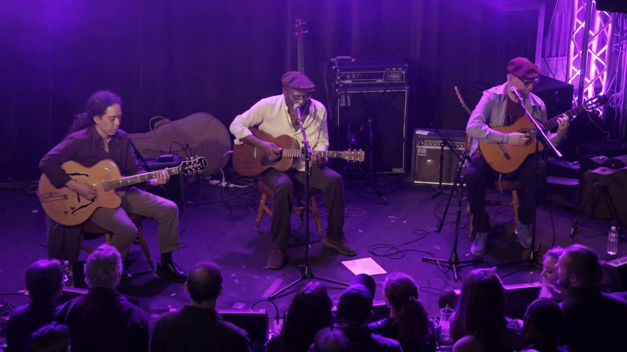 Clinton Fearon Acoustic Trio - One More River [11/2/2016]