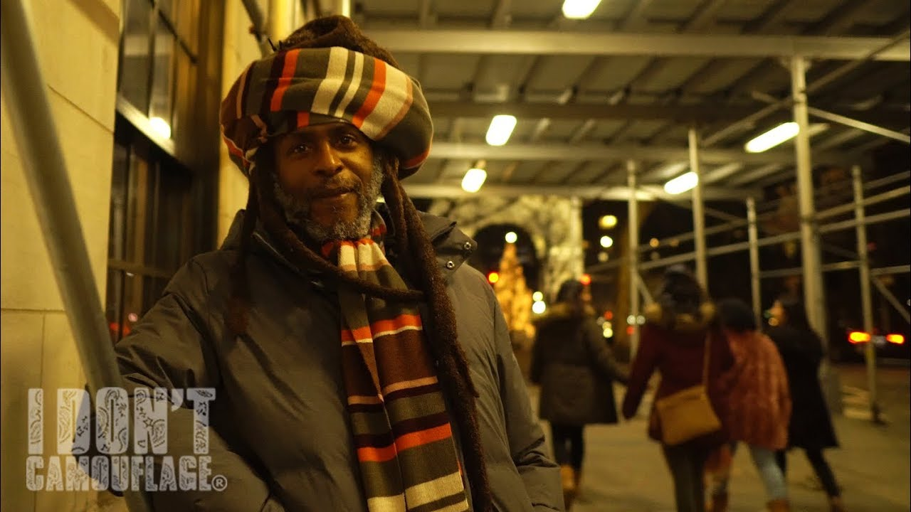 David Hinds of Steel Pulse @ I Don't Camouflage [7/18/2019]