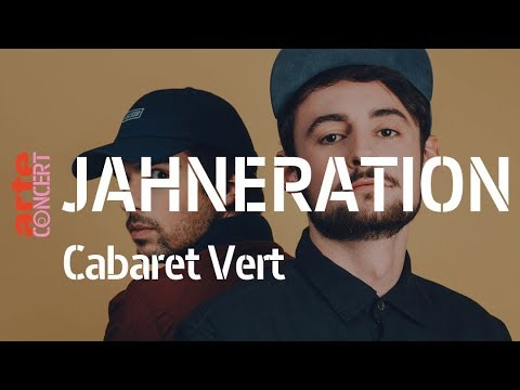 Jahneration @ Cabaret Vert 2018 (Full Show) [8/26/2018]