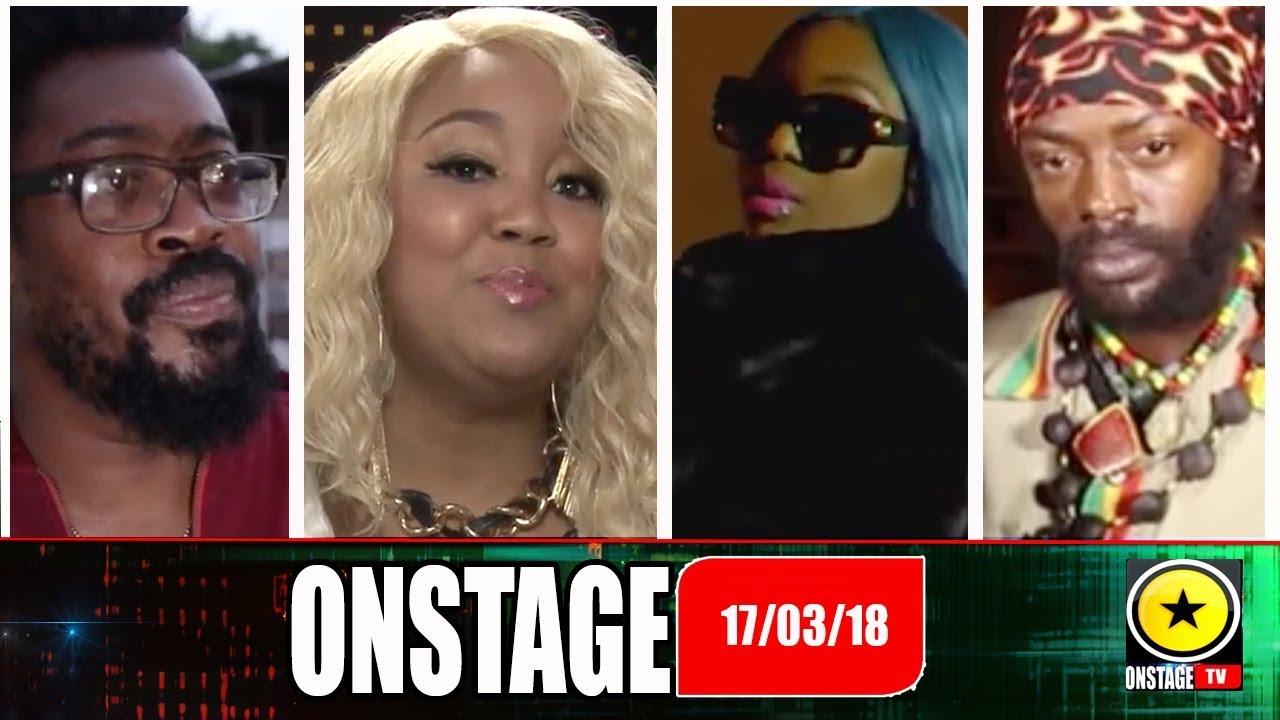 Tifa, Beenie Man I-Wayne, Devin, Spice @ Onstage TV (Full Show) [3/17/2018]