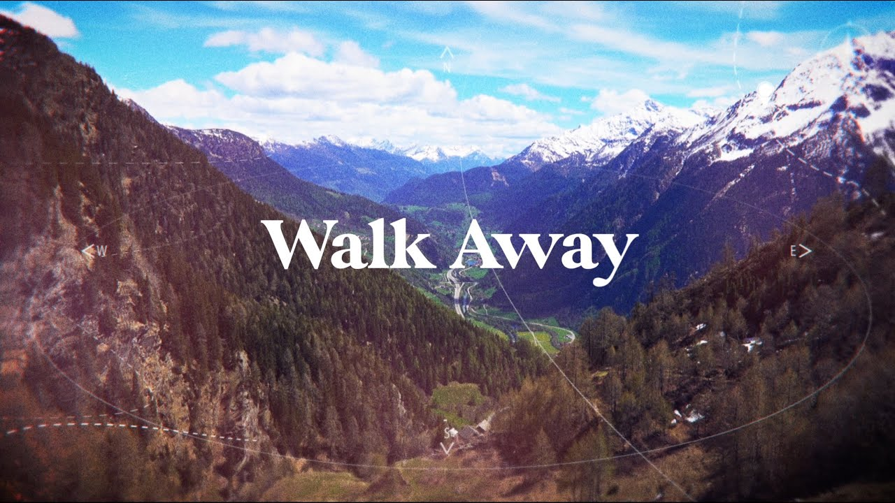 SOJA - Walk Away (Lyric Video) [6/9/2020]