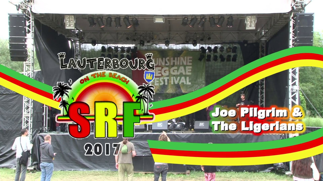 Joe Pilgrim & The Ligerians @ Sunshine Reggae Festival 2017 [5/27/2017]