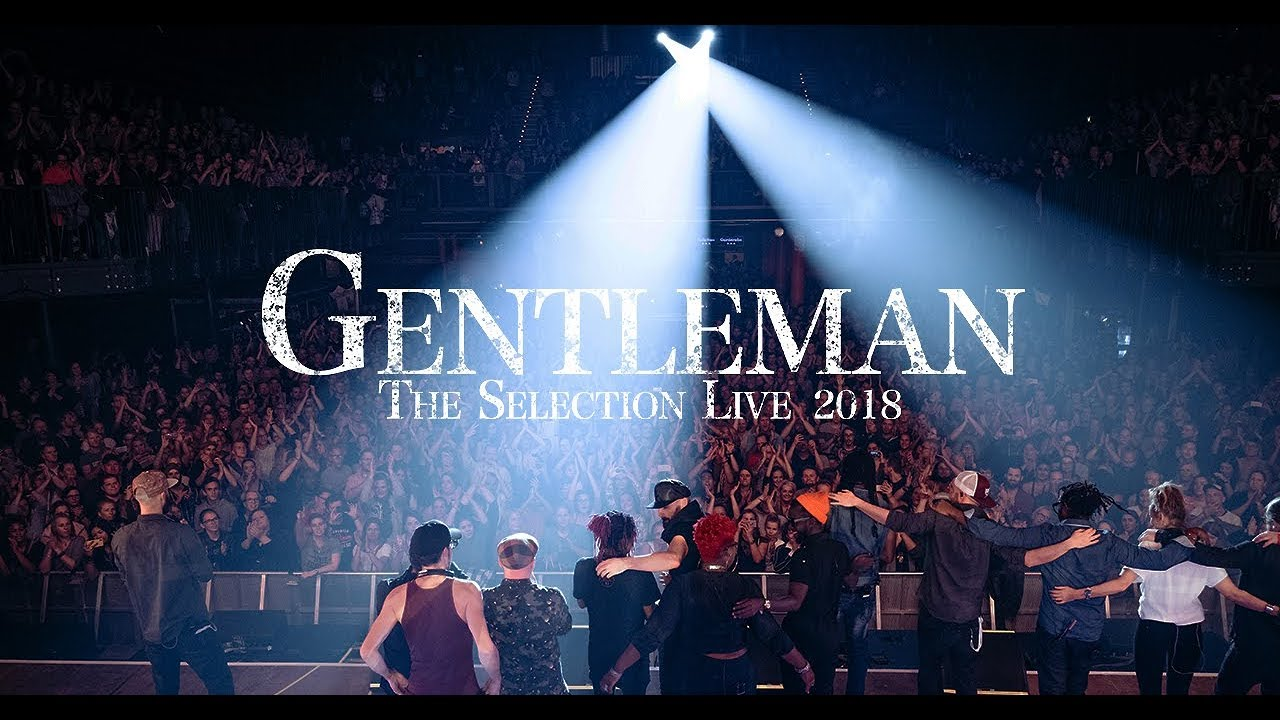Gentleman Tourblog - The Selection Live in Bremen, Germany [11/9/2018]