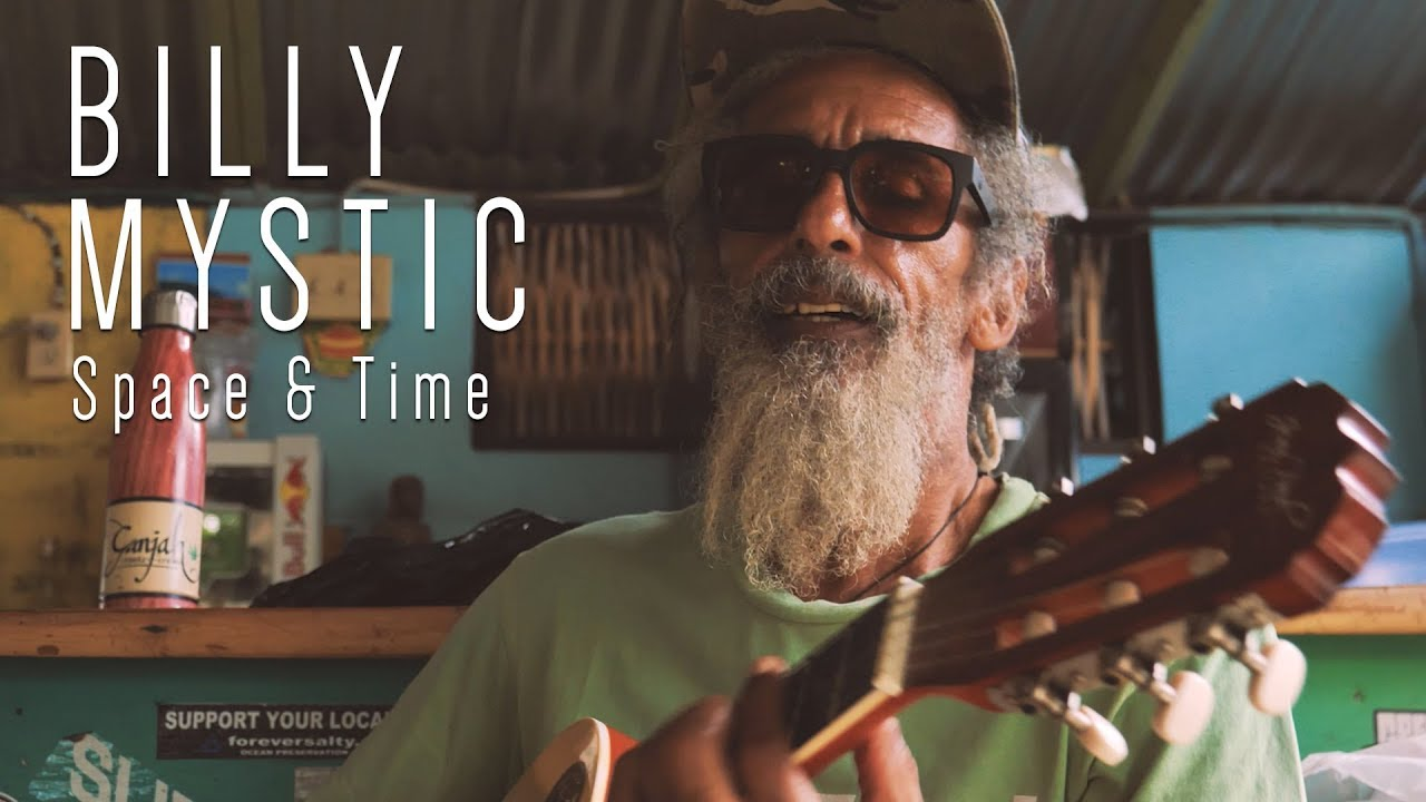 Billy Mystic - Space and Time (Acoustic) [3/8/2019]
