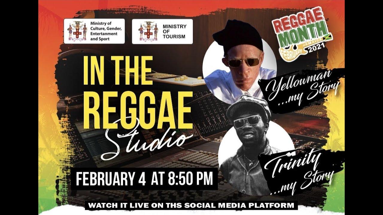 Yellowman & Trinity @ Reggae In The Studio [2/4/2021]