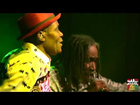 Wailing Souls - Things and Time @ Roxy Rototom & Friends - Prague 2016 [4/27/2016]