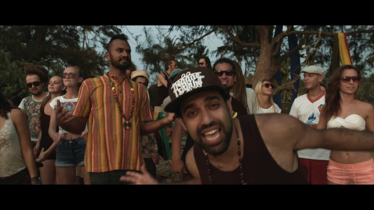 Reggae Rajahs - Dancing Mood [2/21/2017]