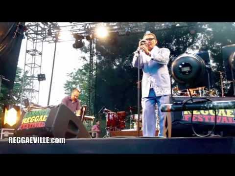 Ken Boothe @Garance Reggae Festival [7/28/2011]
