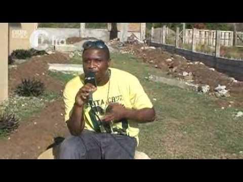 Gappy Ranks in Jamaica for Sting 2009 [1/7/2010]