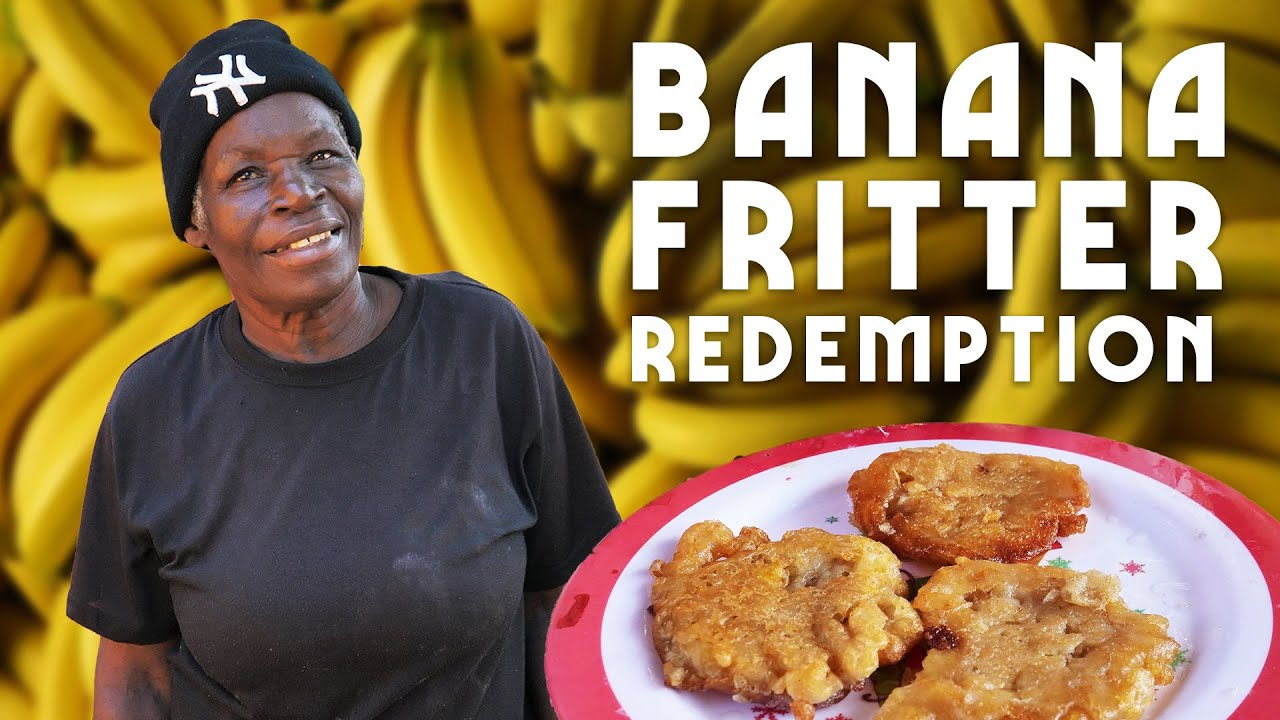 Ras Kitchen - Doret's Banana Fritter Redemption! [9/13/2019]