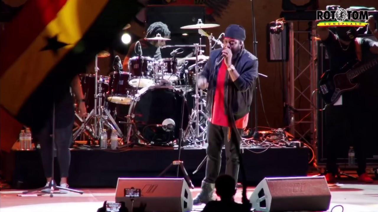 Morgan Heritage feat. Jemere Morgan - Try Jah Love @ Rototom Sunsplash 2019 [8/20/2019]