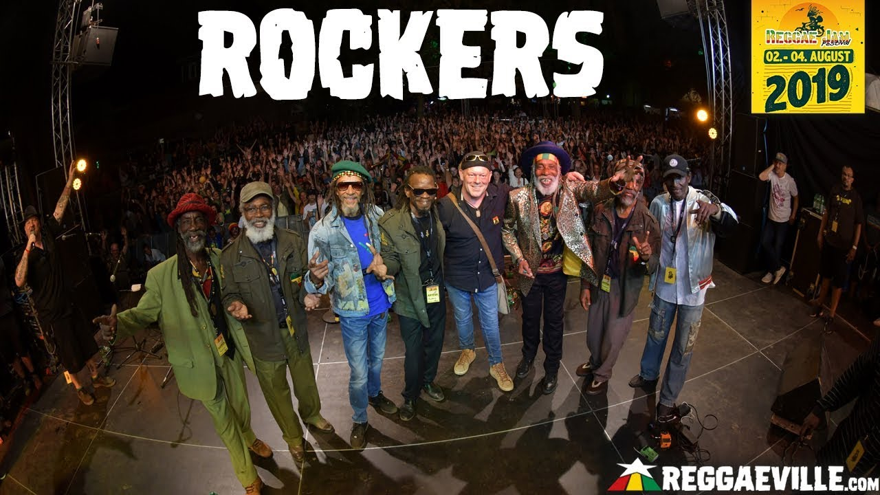 Rockers @ Reggae Jam 2019 [8/4/2019]