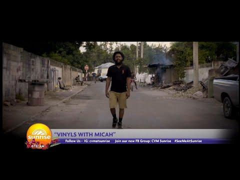 Vinyls With Micah Shemaiah @ Sunrise | CVMTV [12/15/2020]