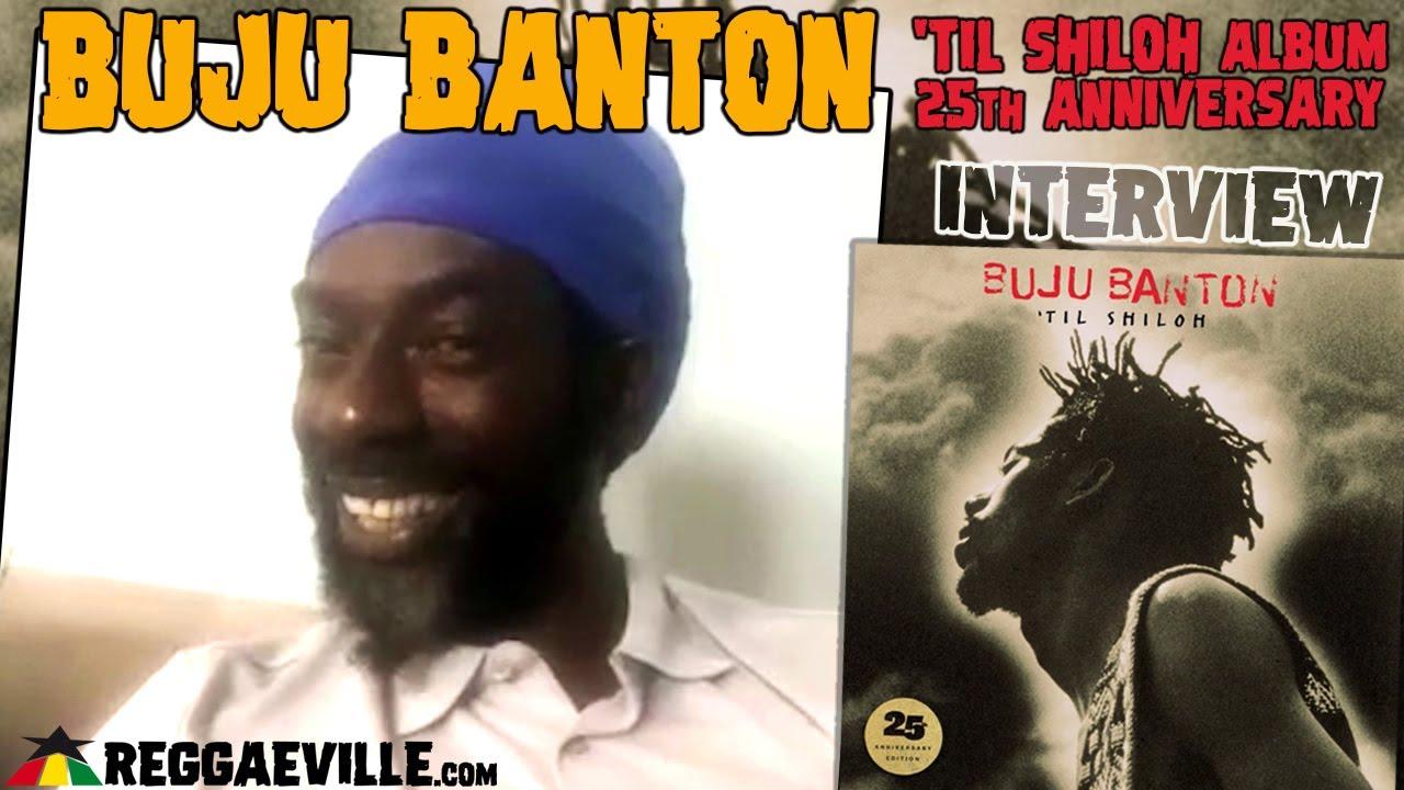 Buju Banton - The 'TIL SHILOH 25th Anniversary Interview [12/16/2020]