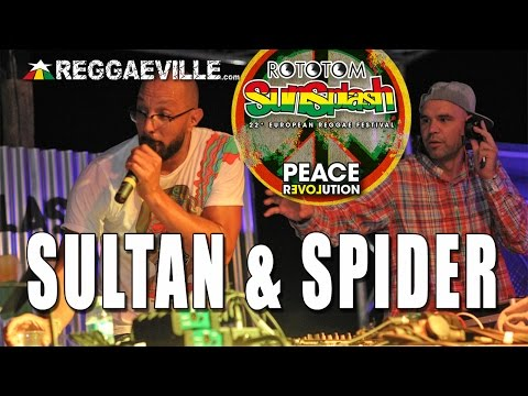 Spider & Sultan @ Rototom Sunsplash 2015 [8/18/2015]