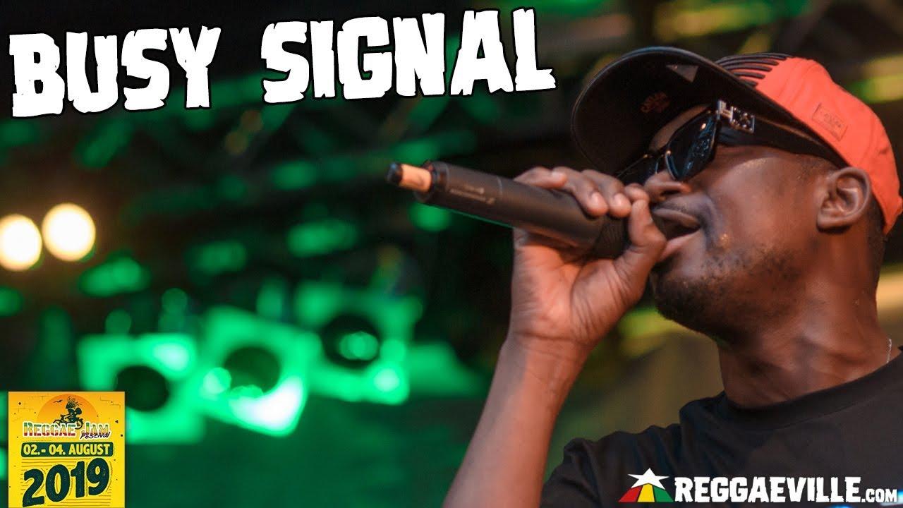 Busy Signal @ Reggae Jam 2019 [8/4/2019]