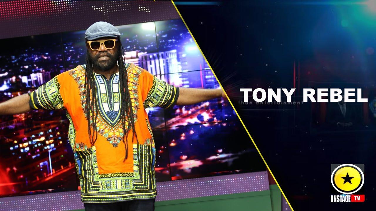 Tony Rebel Responds To Critics @ Onstage TV [1/25/2017]