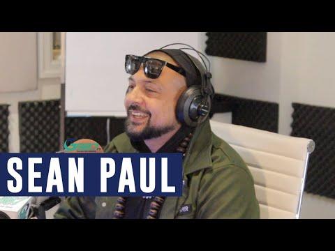 Sean Paul Interview @ G98.7 FM [9/16/2019]