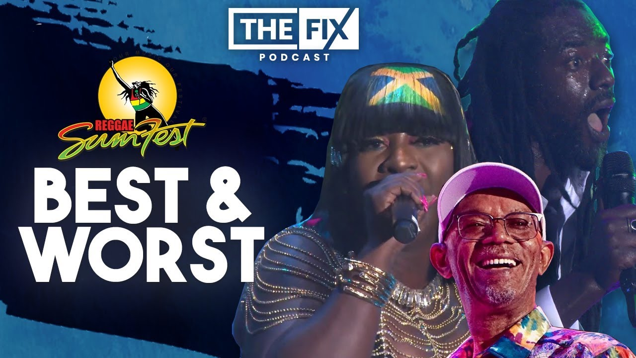 Reggae Sumfest 2019 Review & Highlights @ The Fix Podcast [7/24/2019]