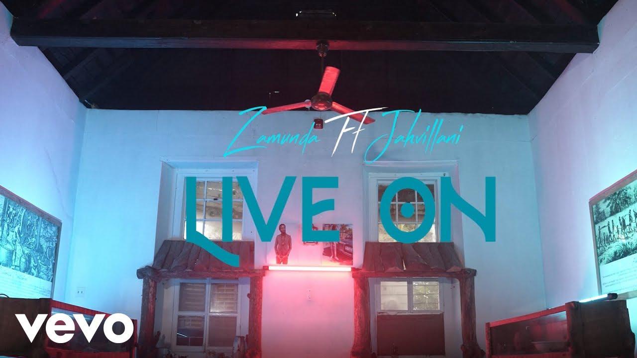 Jahvillani & Zamunda - Live On [2/19/2021]