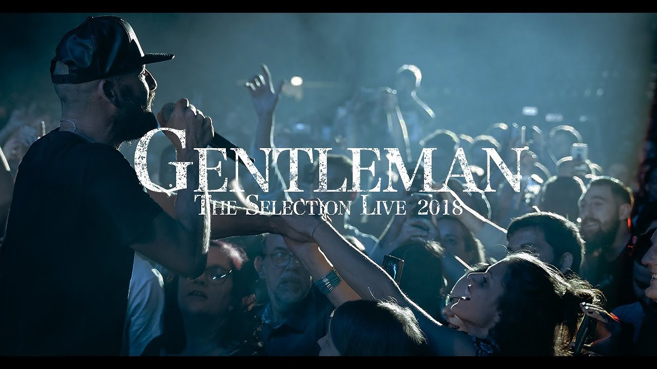 Gentleman Tourblog - The Selection Live in Bochum, Germany [11/21/2018]