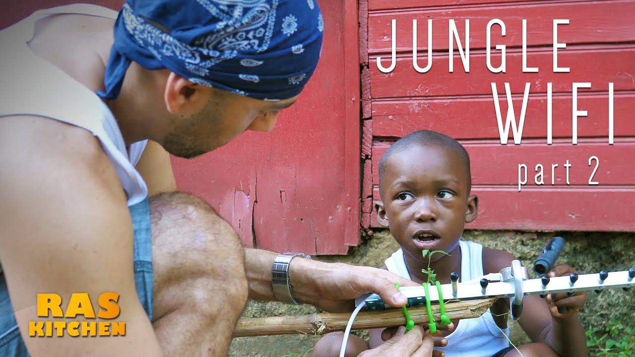 Ras Kitchen - Jungle Wifi #2 [4/1/2019]