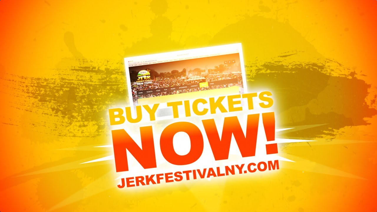 Jamaican Jerk Festival 2014 (Spot) [6/25/2014]