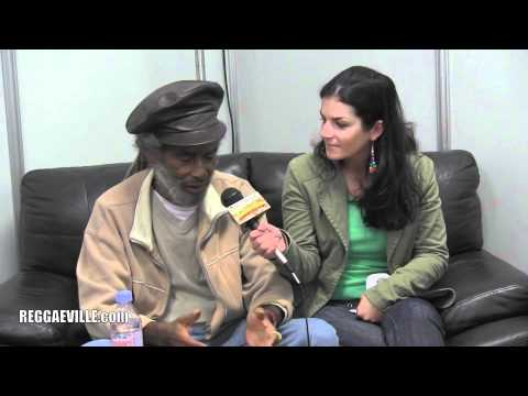 Interview: Max Romeo @ SummerJam [7/3/2011]