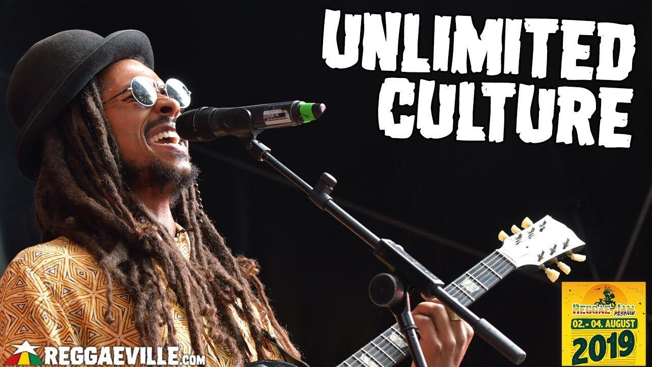 Unlimited Culture @ Reggae Jam 2019 [8/3/2019]