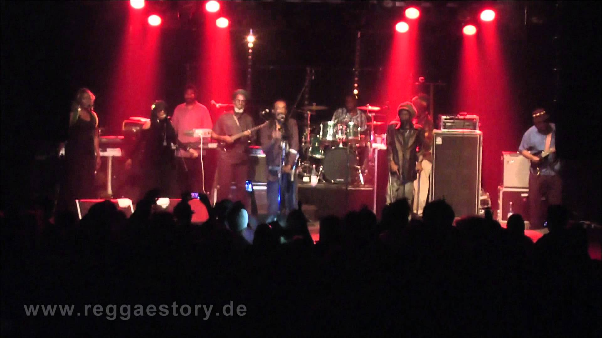Israel Vibration - Same Song in Berlin, Germany @ Yaam [6/9/2015]