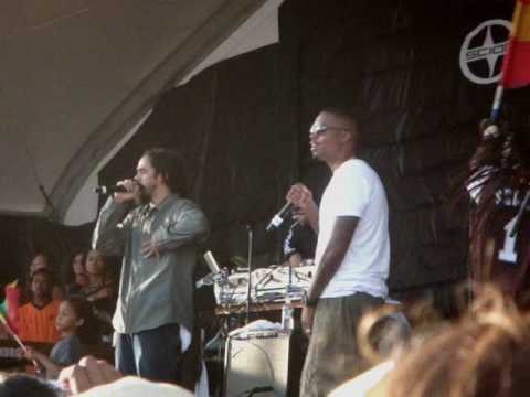 Damian Marley - Los Angeles, CA, United States @ UCLA Intramural Field [5/31/2010]
