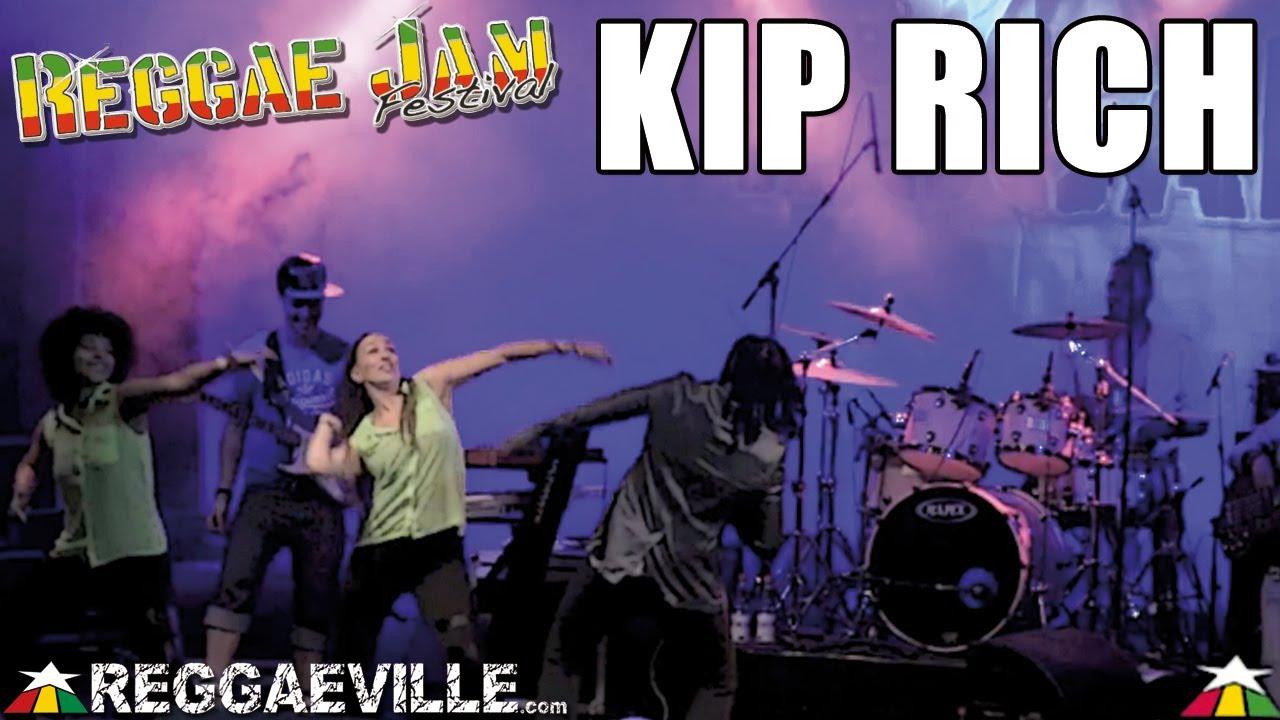 Kip Rich @Reggae Jam [8/3/2013]