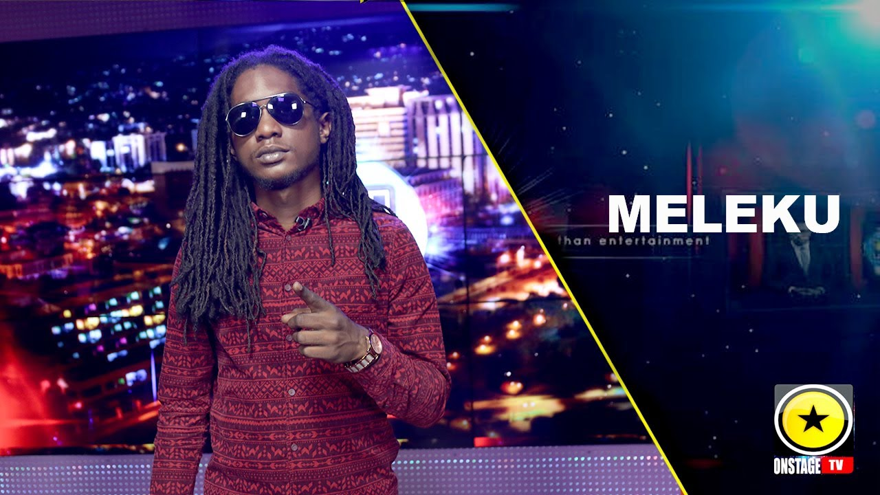 Meleku - Son Of Sizzla Takes Aim At Music Career (Onstage TV) [7/15/2017]